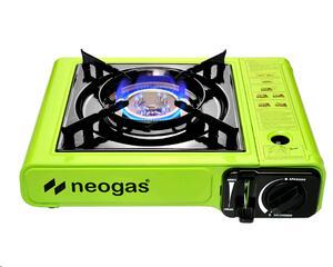 Anafe Neogas 1 hornalla c/encendido cartucho descartable
