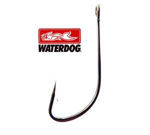 Anzuelo Waterdog Niquelado 1 B1 Nro.1