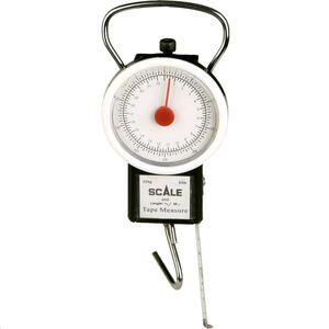 Balanza Waterdog colgante metrica 22 kg- BALANZA22B
