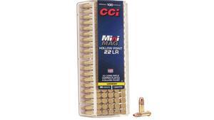 Balas CCI C.22LR PH MINI-MAG