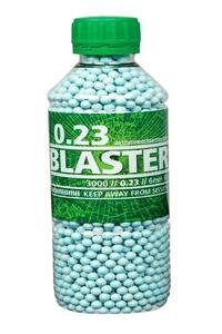 Balines ASG BBs Blaster Airsoft  cal: 6 mm x 3000 0.23gr