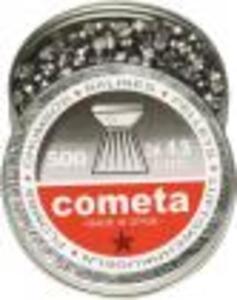 Balines Cometa DIABOLO 4,5 caja metalica X 500