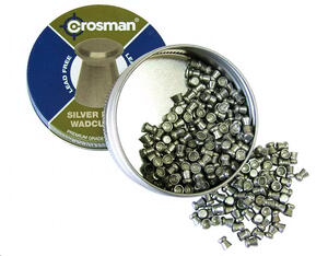 Balines Crosman cal. 4,5 mm x 250 unidades LF177WC