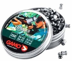 Balines Gamo Expander 4.5mm X 250 unidades
