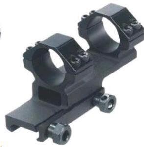 """Base c/anillas Leapers-UTG 1""""/weaver RGWM0FS38-25H4"""