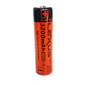Bateria Lexus Lion 18650 3.7 volts 3200 mah LPS1832