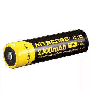 Bateria recargable Nitecore NL1823 lithium 3.7v 2300Ah