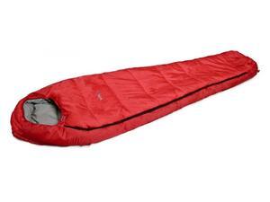 Bolsa de dormir Hummer Congo Mum 400 red