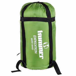 Bolsa de dormir Hummer Expedition Mum 300D green/grey 0°