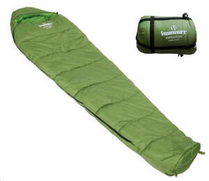 Bolsa de dormir Hummer Expedition Mum 400D green