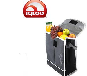 Bolso termico Igloo IT TECH BASIC 3 lts gris/amarillo