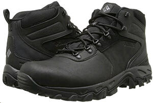 Botas Columbia hombre Newton Ridge Plus II waterproof black