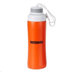 Botella termica Waterdog 401D cc orange pintado  bala TA450DOR