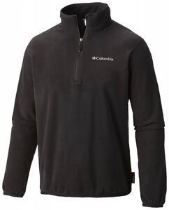 Buzo Columbia hombre polar Fast Trek Half Zip Fleece Negro