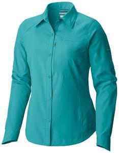 Camisa Colu. d. SILVER RIDGE l/s oxide blue