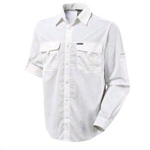 Camisa colu. h. SILVER RIDGE II L/S white