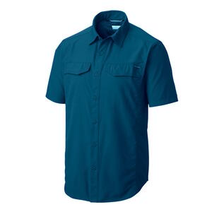 Camisa Columbia h. SILVER RIDGE s/s phoenix blue