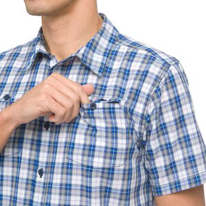 Camisa TNF h. SENTINEL SPIRE S/S athens blue