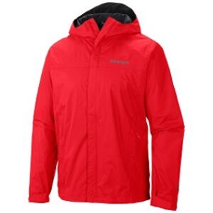 Campera Colu. h. WATERTIGHT bright red