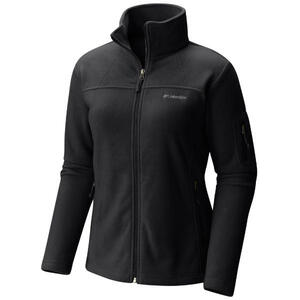 Campera Columbia d. FAST TREK II full zip black