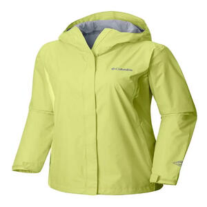 Campera Columbia dama Omni-Tech Waterproof Arcadia II color Verde manzana