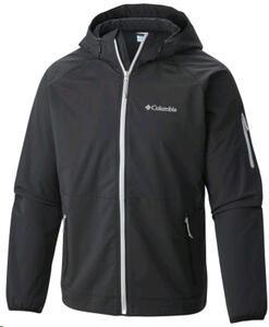 Campera Columbia h. Torque hoodie black/grey