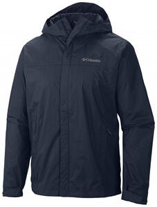 Campera Columbia h. Watertight colle. navy