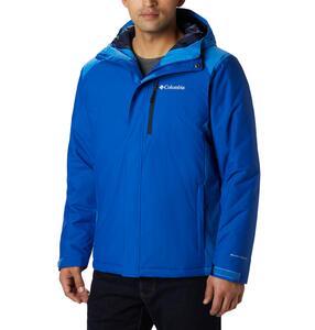 Campera Columbia hombre Tipton Peak Insulated color azul