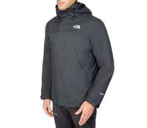 Campera North Face h. MOUNTAIN LIGHT black