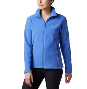 Campera Polar Columbia dama Fast Trek II color azul articoTalle  S