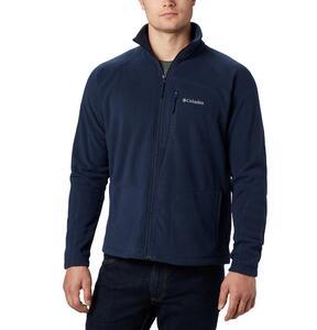 Campera Polar Columbia hombre Fast II FZ  color azul