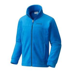 Campera Polar Columbia Juvenil Like To Hike color Azul