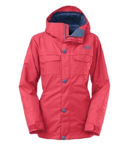 Campera TNF d. RICAS snowcone red