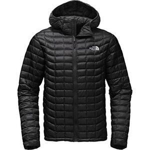Campera TNF d. THERMOBALL Hoodie asphgy/cerisepk