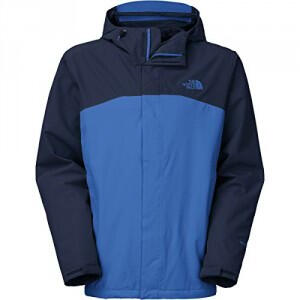 Campera TNF h. ANDEN TRICLIMATE monster blue cosmic blue