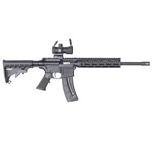 Carabina Semiautomatica Smith & Wesson C.22LR M&P 15-22 SPORT PAVON CON MIRA PUNTO ROJO-VERDE
