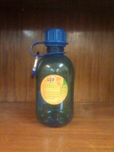 Caramañola botella Vortrek 500 cc plastica CA707