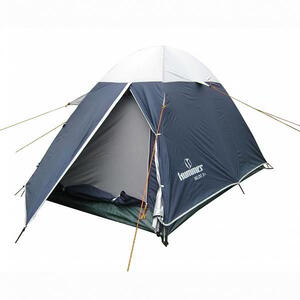 Carpa Hummer Igloo 4D impermeable para 3 personas Medidas : 100  210  30 x 210 x140c