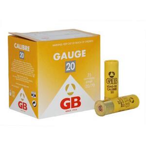Cart. Gb C.  20UAB/70 25gr M 7.5