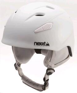 Casco Nexxt Max unisex matt white