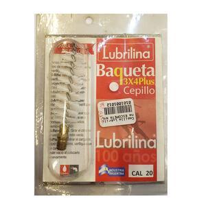 Cepillo Lubrilina ESCOPETA ALGODON 28