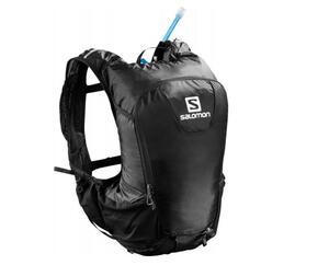 Chaleco / Mochila de hidratacion Salomon Skin Pro 15 Set black C10919