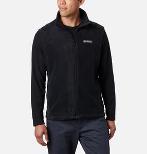 Chaleco Polar Columbia hombre Steens Mountain Vest color Negro