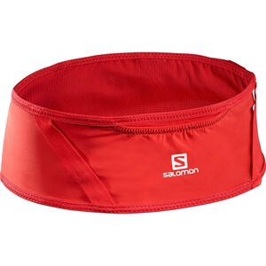 Cinturon de hidratacion Salomon Pulse Belt color Rojo matador