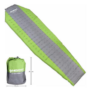 Colchoneta autoinflable Nexxt Air Rest Mum Green 2.5