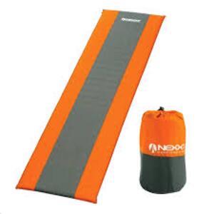 Colchoneta autoinflable Nexxt Air Rest orange/grey 3.5