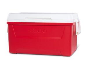 Conservadora Igloo Latitude 50QT/ 47litros/ color Rojo