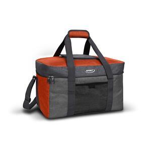Conservadora Spinit Tecno Cooler 30litros Naranja/Gris