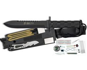 Cuchillo Cold Steel SUPER h/17 cm. c/ acesorios