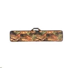 Funda Houston escopeta desarmable 7 tiros 107 cm camuflada hoja 32CCH